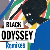Romare Bearden Black Odyssey Remixes app