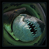 Titanoboa Lives Game App