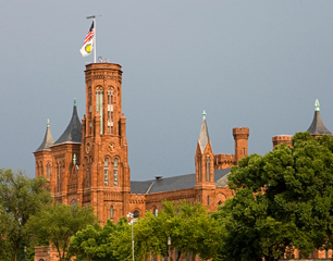 Smithsonian Building, The Castle