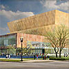 Smithsonian Exhibit on the National Museum of African American History and Culture