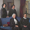Four Female Supreme Court Justices