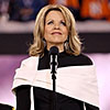 Renee Fleming's Super Bowl Gown