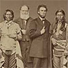 Faces of the Frontier: Photographic Portraits from the American West, 1845-1925