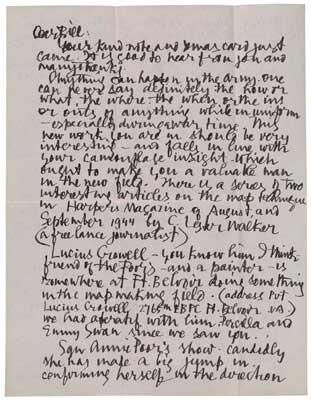 The Art Of Handwriting Smithsonian Institution