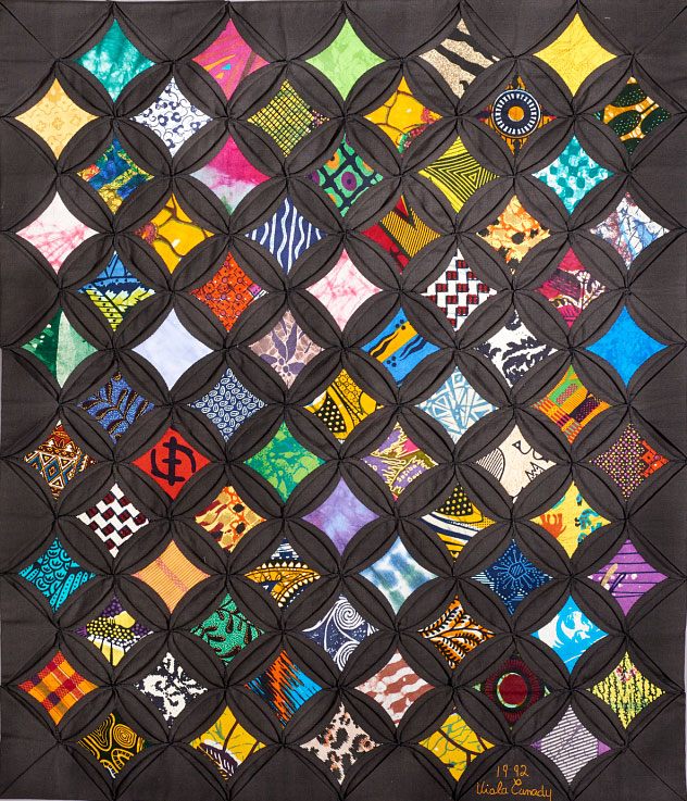 Always There: The African American Presence in American Quilts