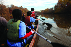 Reclaiming the Edge: Urban Waterways and Civic Engagement