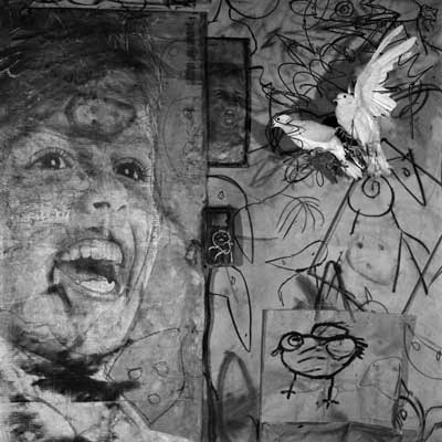 Lines, Marks, and Drawings: Through the Lens of Roger Ballen