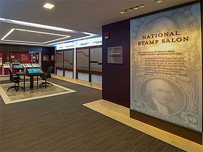 National Stamp Salon