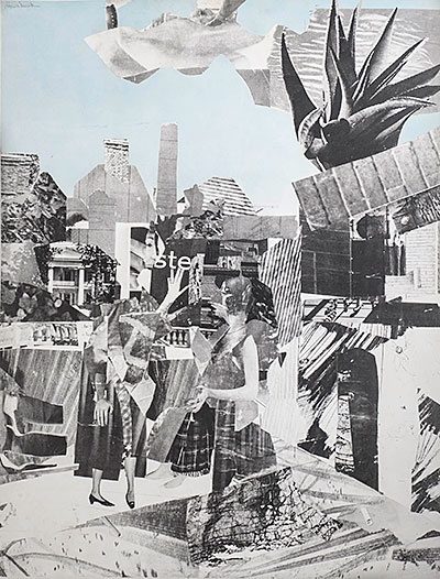 From the Permanent Collection, the Artists of the Spiral Collective, 1963-1965