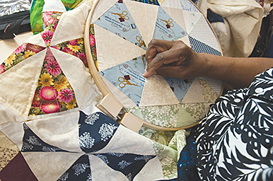 Home Sewn: Quilts from the Lower Mississippi Valley