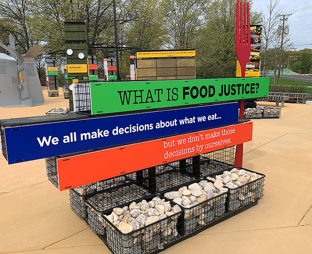 Food for the People: Eating and Activism in Greater Washington