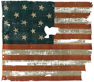 The Star-Spangled Banner: The Flag that Inspired the National Anthem