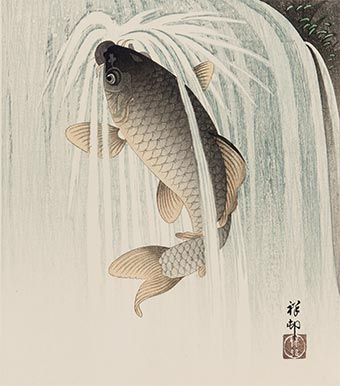 Bountiful Waters: Aquatic Life in Japanese Art