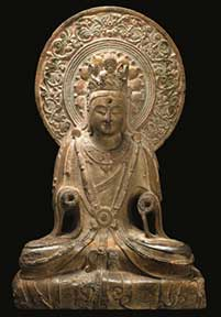 Promise of Paradise: Early Chinese Buddhist Sculpture