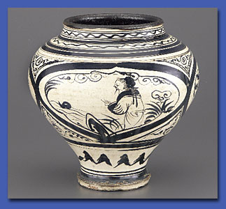 Black & White: Chinese Ceramics from the 10th-14th Centuries