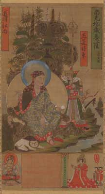 Enlightened Beings Buddhism In Chinese Painting