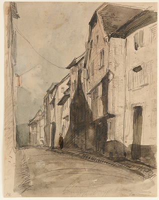 Off the Beaten Path: Early Works by James McNeill Whistler
