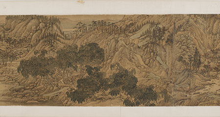 Style In Chinese Landscape Painting The Yuan Dynasty