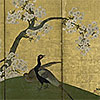 Seasonal Landscapes in Japanese Screens