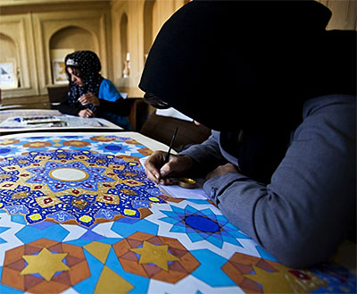 Turquoise Mountain: Artists Transforming Afghanistan