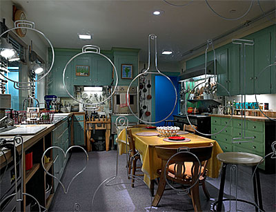 Bon Appetit! Julia Child's Kitchen at the Smithsonian
