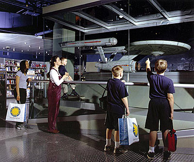 U.S.S. Starship Enterprise Model