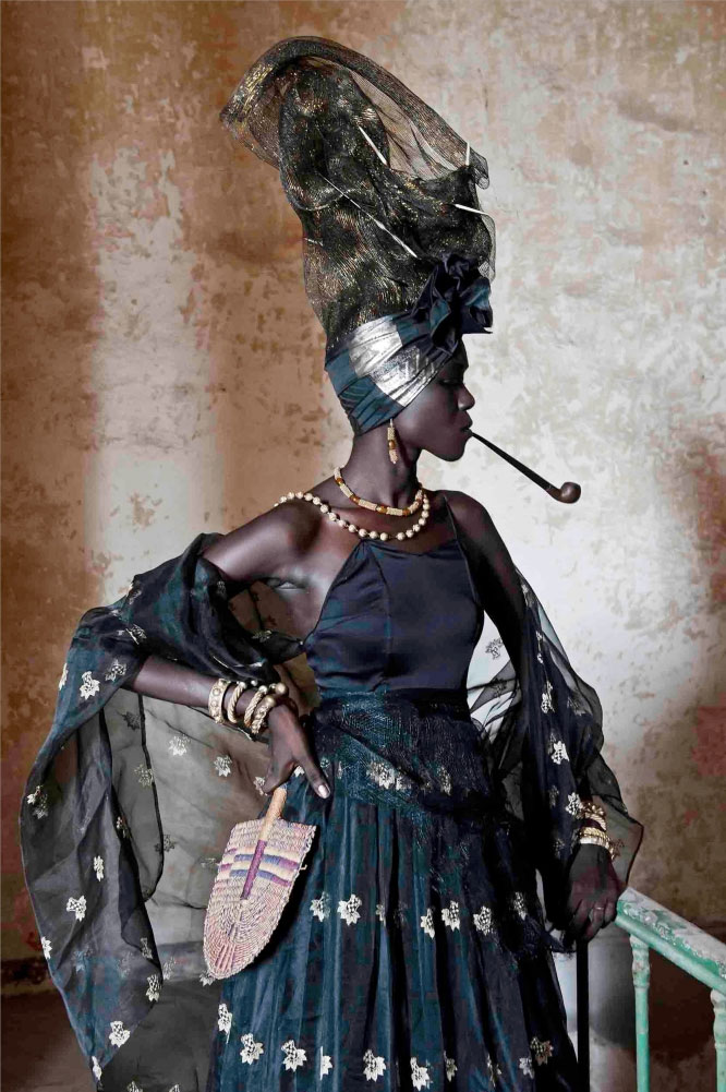 Good as Gold: Fashioning Senegalese Women
