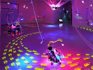 The Bright Beneath: The Luminous Art of Shih Chieh Huang