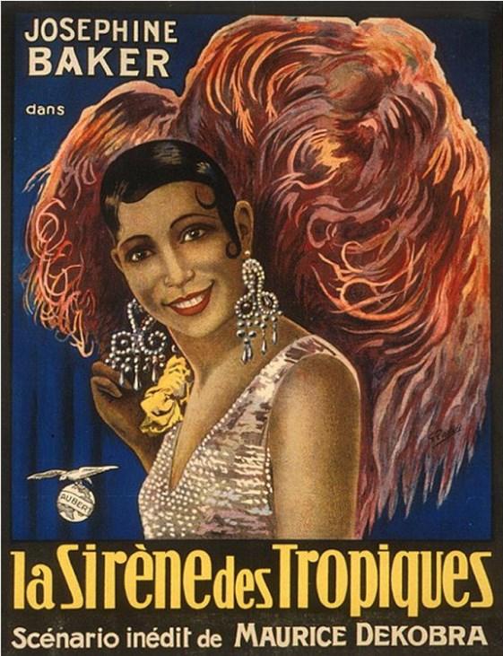 Josephine Baker Image And Icon Smithsonian Institution