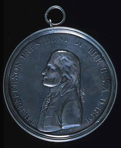 From Token to Ornament: Indian Peace Medals and the McKenney-Hall Portraits