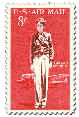 Amelia Earhart's Personal Collection