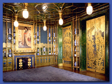 the peacock room | smithsonian institution