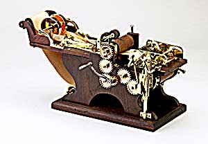Inventing a Better Mousetrap: Patent Models from the Rothschild Collection