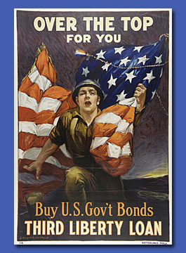 Over the Top: American Posters from World War I