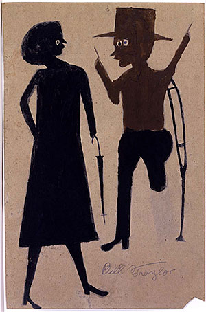 Between Worlds The Art Of Bill Traylor Smithsonian
