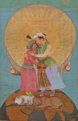 Worlds within Worlds: Imperial Paintings from India and Iran
