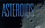 Asteroids book cover