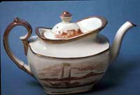 Encyclopedia Smithsonian English And American Historical Subjects On Pottery A Selected