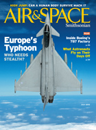 Air & Space June/July 2012