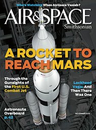 Air & Space March 2015