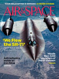 Air & Space January 2015