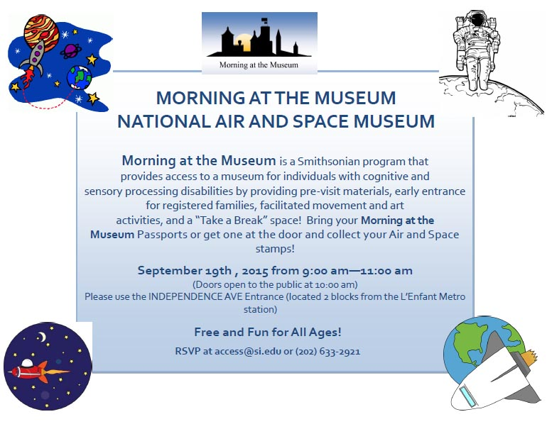 National Air and Space Museum Flyer