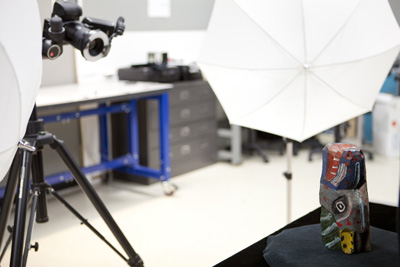 Photogrammetry Setup