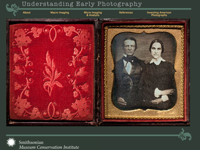 New Website for Understanding Early Photography <br />