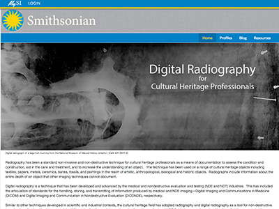 Digital Radiography Website<br />