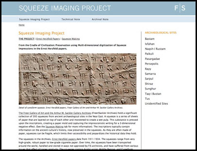 Squeeze Project Website