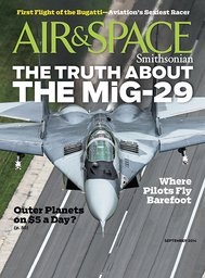 Air and Space September 2014