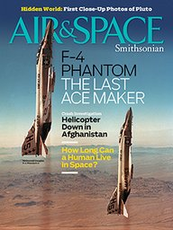 Air and Space March 2015
