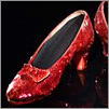 Ruby Slippers linking to Museum website