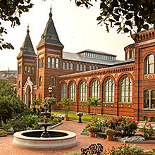 The Arts and Industries Building